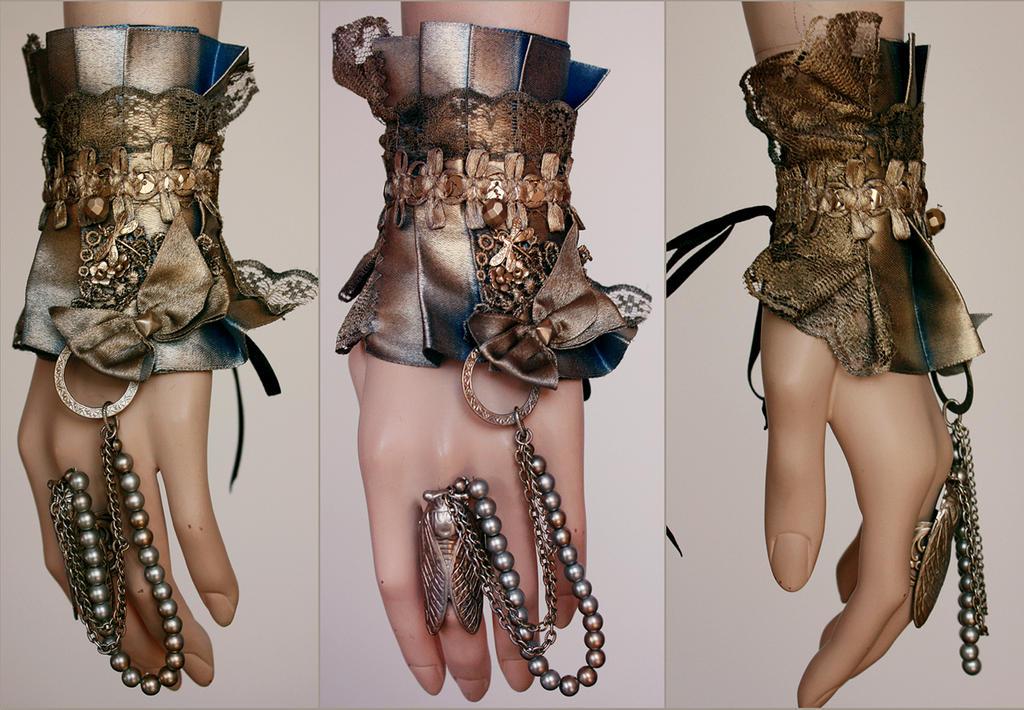 Обувь в стиле стимпанк своими руками - ВИРЕС