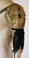 Antique bronze armor II