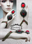 Tribal Vampire bracelet