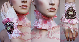 Baby Pink Custom Set by Pinkabsinthe