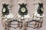 Ivory Cherub watch cuff