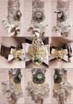 Steampunk Princess accessories