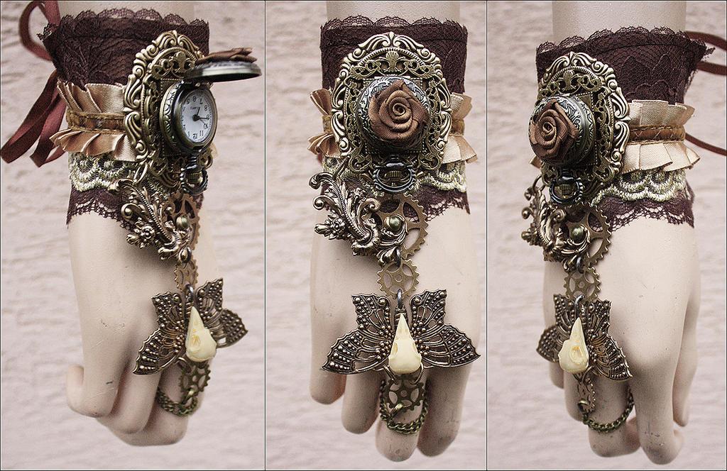 Rosarium muerte by Pinkabsinthe