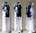 Angel Knight Cloak and armor
