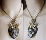 Butterfly Nymph necklace