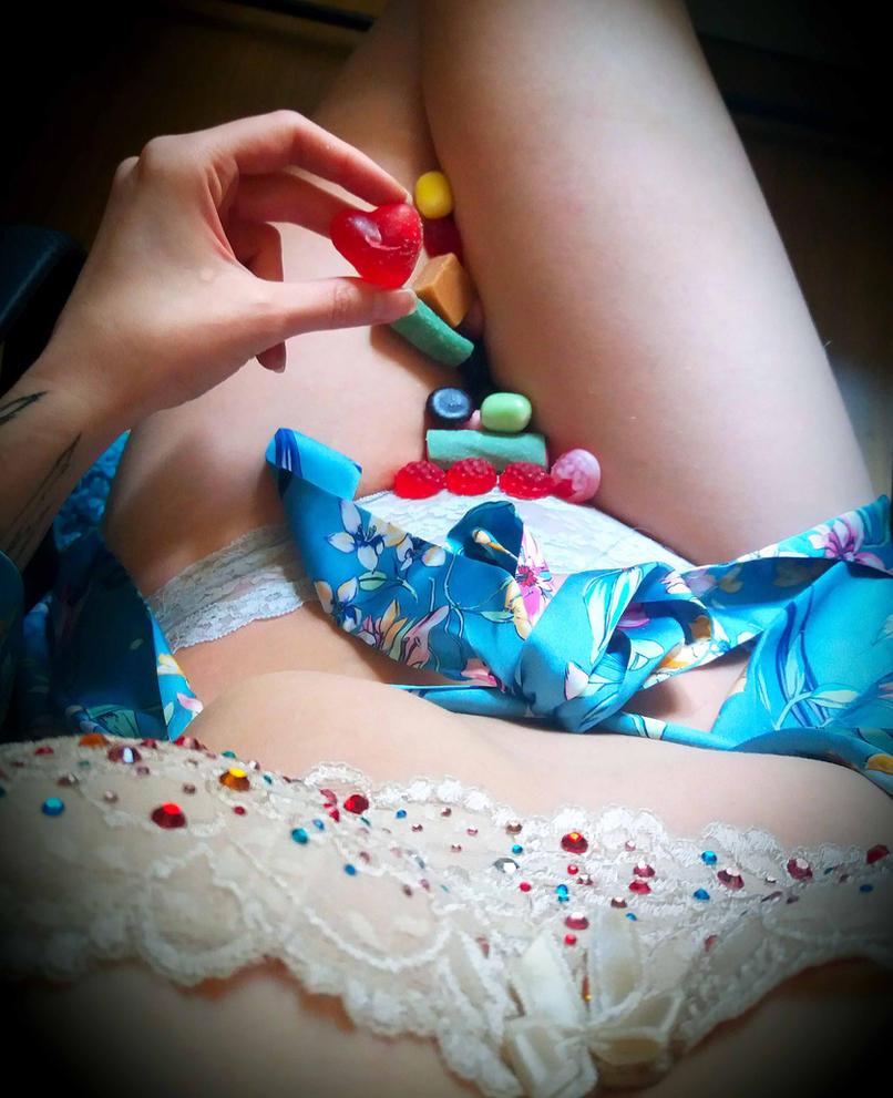 Sugar coma by Pinkabsinthe
