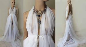 Beach boho dress