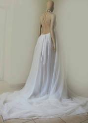 Beach boho dress by Pinkabsinthe