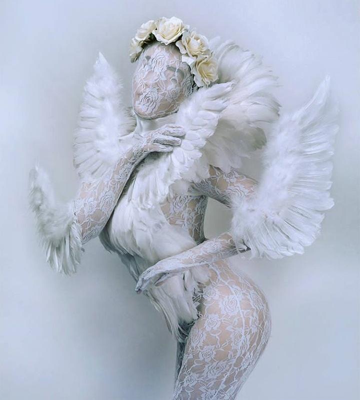 Angel by Pinkabsinthe