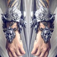 Set of bracelets Siren