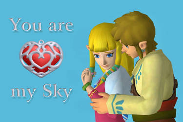 You Are My Sky by Cherry-Wayne