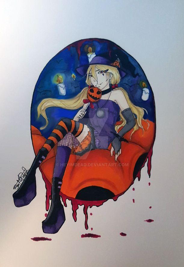 Halloween by heyimdead