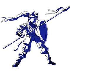 Catgirl Warrior