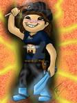 Me/Yo: RedDeadRedemption, Minecraft and HP!