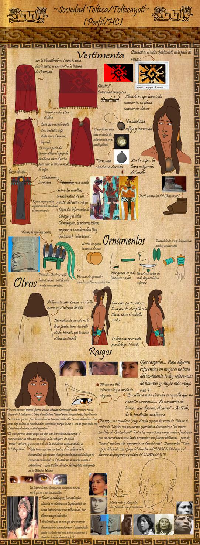 Profile~Toltec Society (english in description) by Horselandiceage