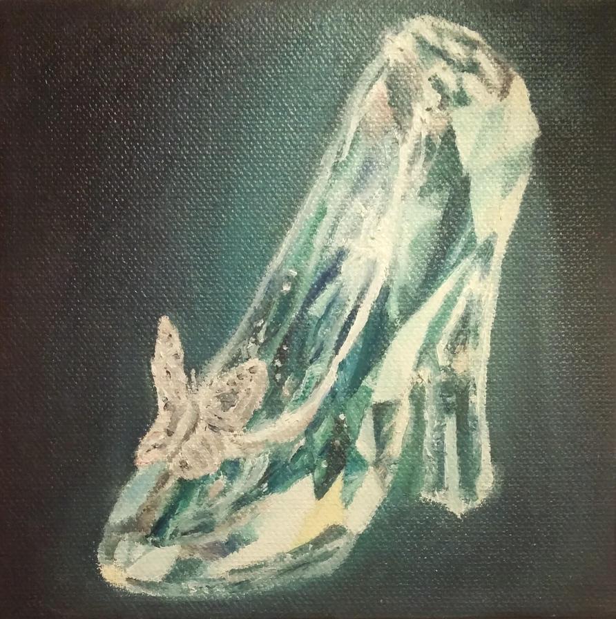 Cinderella's Slipper by silvermoon442