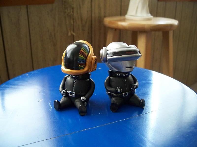 Daft Punk by siraudio