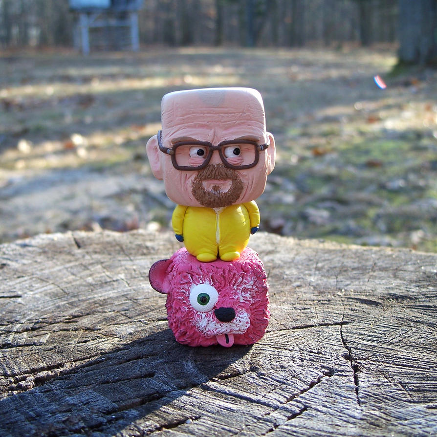 Walter White from Breaking Bad by siraudio