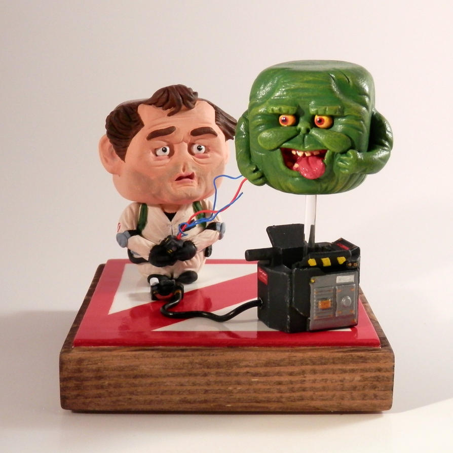 Dr. Venkman by siraudio