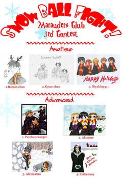 Contest3 - Snow Ball Fight