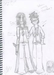 James and Severus