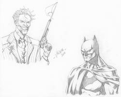 Random character sketches 7 by RV1994