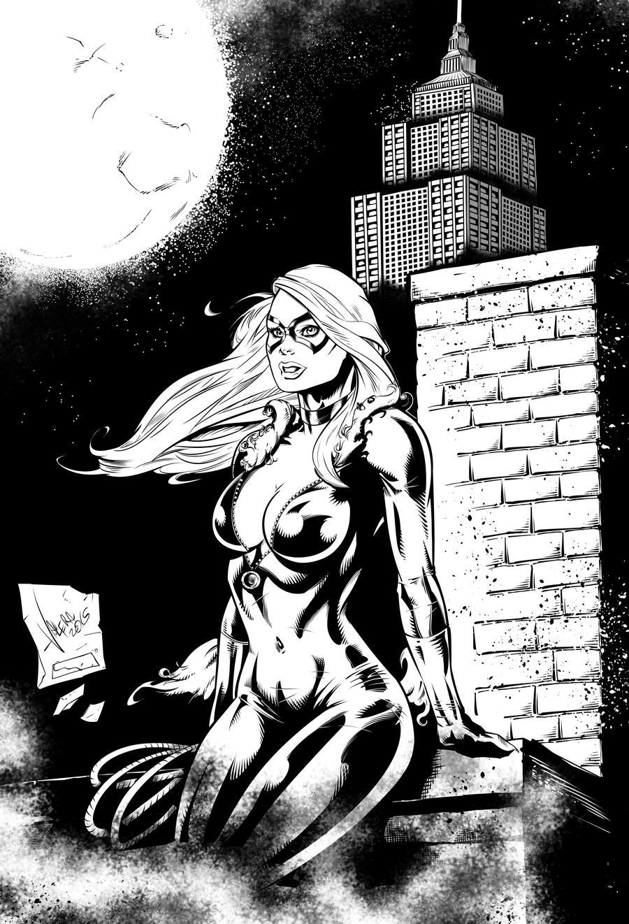 Black Cat Inks by RV1994