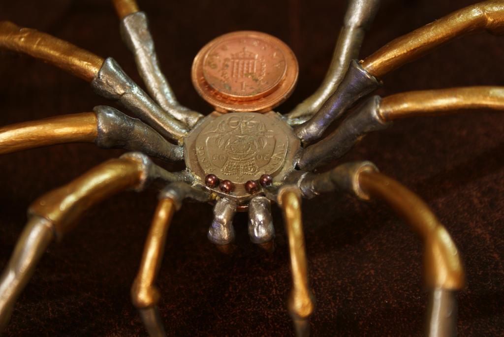 Money spider сделать