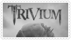 Trivium In Waves Stamp by trubbsy