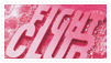 Fight Club Logo Stamp by trubbsy