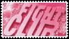 Fight Club Logo Stamp by trubbsy