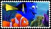 Dori and Marlin by trubbsy
