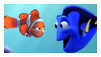 Dori and Marlin Stamp by trubbsy