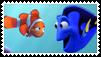 Dori and Marlin Stamp by trubbsy