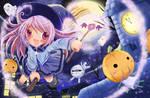 Happy Halloween 2010 by PinkuRabbit