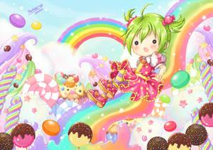Rainbow Sweet Paradise