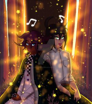 [DTIYS] Musical Boys