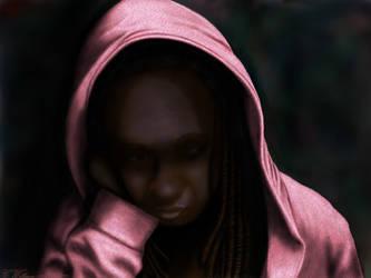 K-A Saddened Hood by ChristopherW64