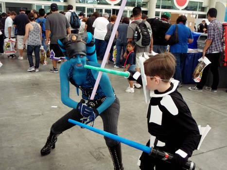 Comic Con 2009- I