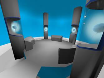 Vis Cuspis Prime by TriforceMaster001