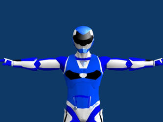 Quantum Blue by TriforceMaster001