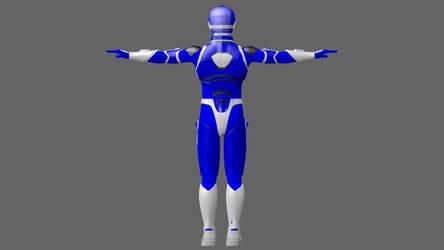 Quantum Sapphire 2 by TriforceMaster001