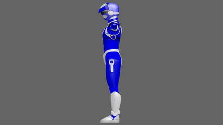 Quantum Sapphire 3 by TriforceMaster001