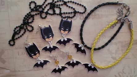 Batman Jewelry Lot