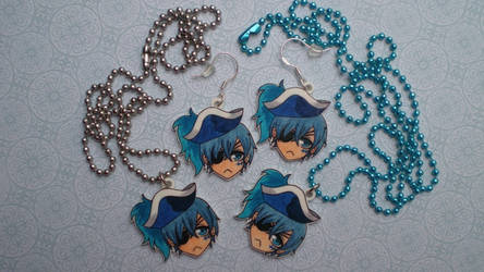 Ciel 'Smile' Jewelry Lot