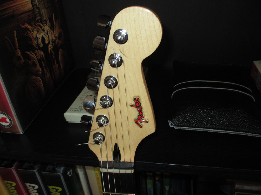 Guitar 3. j by WesleyYoung