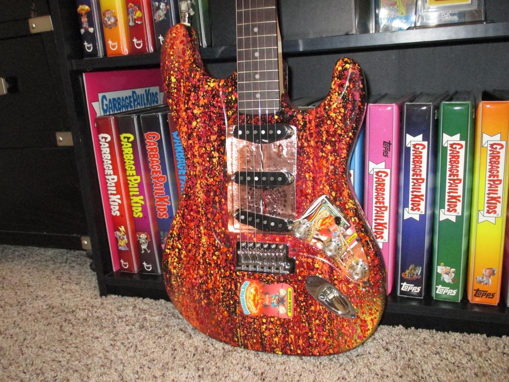 Guitar 3. c by WesleyYoung