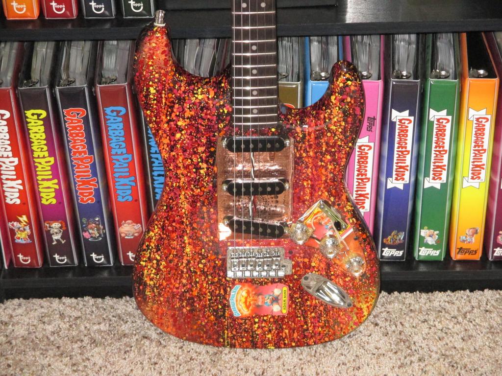 Guitar 3. b by WesleyYoung