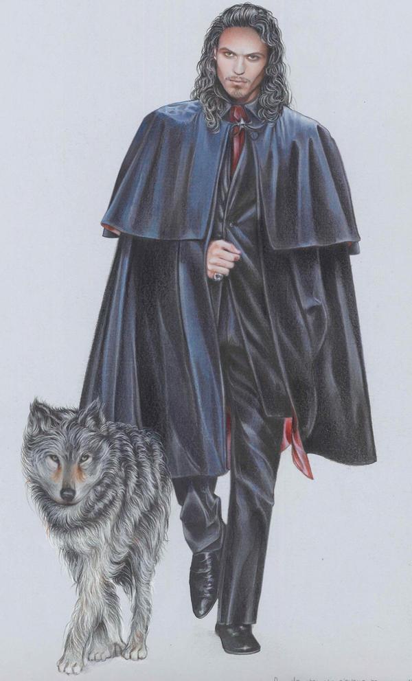 Dracula by Carmilla-Mircalla