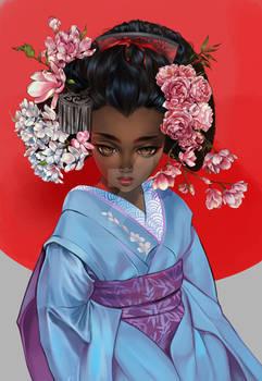 African Geisha